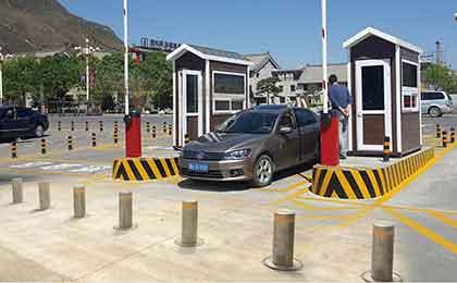 升降柱在车辆管理系统中的应用