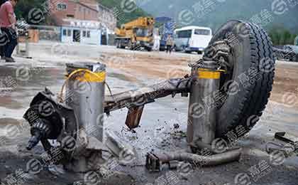 防水升降柱清洗方法