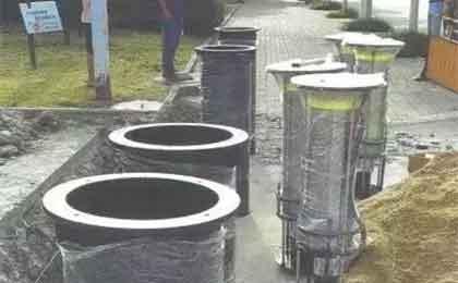 发明佛山南山升降柱连接螺栓的作用